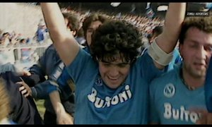 REBEL i HRDINA Maradona. Co o něm řekli Vízek nebo Siegl?