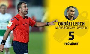 ZLATÁ PÍŠŤALKA: přísná penalta v Budějovicích a ušetřený Komličenko
