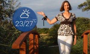 Počasí na víkend: Bouřky a teploty kolem 25 °C
