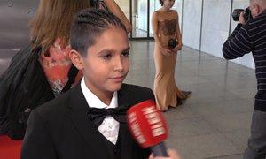 Chlapec z Nabarveného ptáčete: Už nechci hlavní roli, chci hrát v Ordinaci!