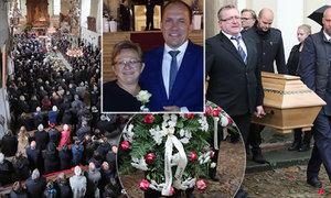 Šéf KDU-ČSL Marek Výborný pohřbil manželku Markétu: Matka tří dětí náhle zemřela kvůli skryté srdeční vadě