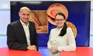 Urolog Zachoval: Rakovina varlat postihuje i mladé muže a malé děti