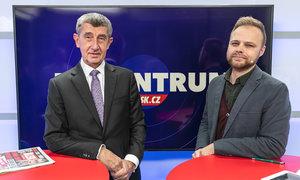 Andrej Babiš v Epicentru speciál: Neodstoupí kvůli auditu ani Čapímu hnízdu. Syna viděl loni, homeopatika na křivdu nebere