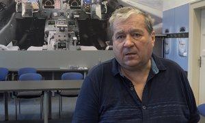 Expert k havárii letadla v Íránu: Na určení příčiny je brzy, je to bezproblémový stroj