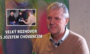 Podívejte se na rozhovor s Jozefem Chovancem o chybách v lize, VAR, Berbrovi a Rogozovi