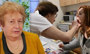 """Chřipka a Češi: """"Nevěří očkování, radši věří fámám,"""" řekla hygienička"""