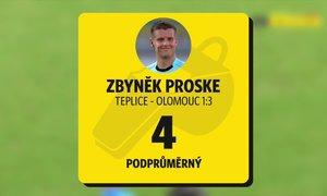 ZLATÁ PÍŠŤALKA: Další upřená penalta Teplicím a viníkem opět Proske