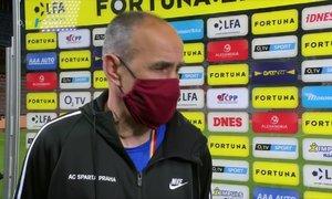 Kotal: Chyby tam nějaké byly, ale rozhodla efektivita. První gól byl laciný
