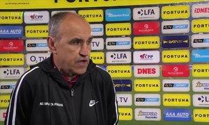 Nespokojený Kotal: Měli jsme dát pět nebo šest gólů