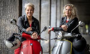 Italská kráska na dvou kolech: Takhle jsme si užily den s Vespou