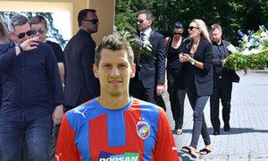 Pohřeb Mariána Čišovského: Dojemné loučení s velkým bojovníkem