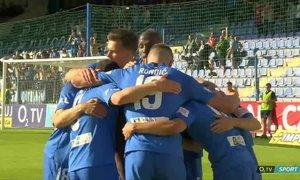 Liberec - Mladá Boleslav: Krásná akce! Pešek nabral rychlost, vyhnul se Šedovi a domácí vedli 1:0!