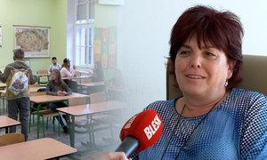 """""""Museli jsme se spolehnout především na sebe,"""" komentuje ředitelka vládní opatření ve školách"""