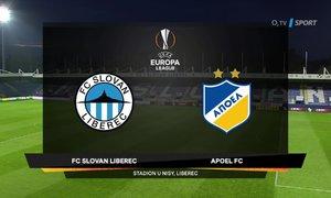 SESTŘIH EL: Liberec - APOEL 1:0. Marova penalta v závěru zajistila postup