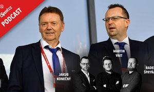 iSport podcast: Legenda, nebo úředník? Kdo by mohl vést FAČR po Malíkovi?