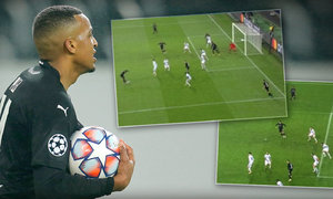 SESTŘIH LM: Mönchengladbach - Inter 2:3. Výhru hostů v přestřelce řídil Lukaku