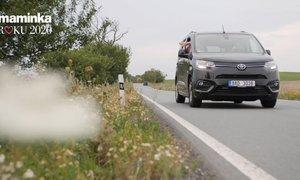 Maminka roku: 1185 kilometrů na cestách za finalistkami ve voze Toyota