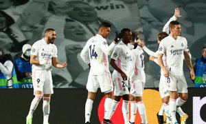 SESTŘIH LM: Real Madrid - Mönchengladbach 2:0. Benzema rychle vystřelil postup