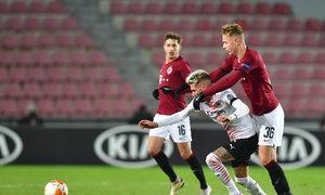 EL: Mladíci Sparty nezklamali, Slavia narazila v Leverkusenu a sedmý bod pro Liberec