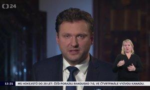 """Vondráček při projevu demonstrativně sundal roušku: """"Epidemie otevřela novou štěpící linii"""""""