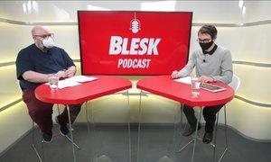 """Blesk Podcast: """"David Stypka (†41) měl dost životních démonů, podepsaly se do jeho písní,"""" říká publicista Hnátek"""