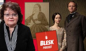 """Blesk Podcast: """"Neměla jsem odvahu se na sérii Božena podívat,"""" říká odbornice Pokorná"""