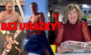 Bez urážky Zuzany Bubílkové: Souboj parlamentních hrochů! A Putin vs. Langmajer!