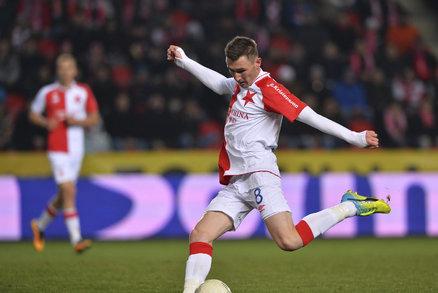 Jaromír Zmrhal odehrál v Jihlavě svůj 100. ligový zápas (archivní foto)