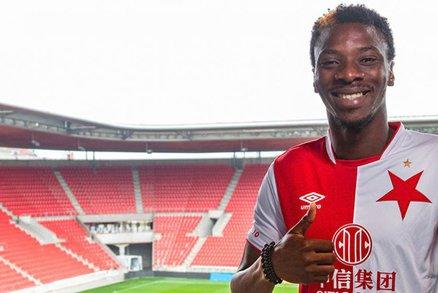 Ibrahim Traoré je novou posilou Slavie