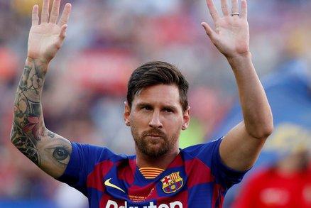 Messi může odejít z Barcelony zdarma. Chce si zahrát za tým, kde začal