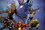Strážci galaxie jsou jako kosmičtí Avengers