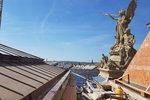 Rekonstrukce Národního muzea: Je duben 2018. Jak to uvnitř muzea vypadá?