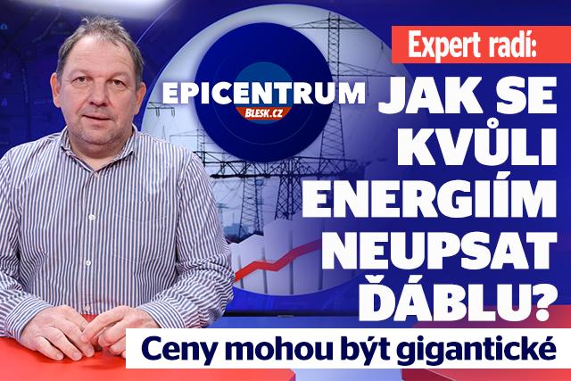 Epicentrum: Expert radí, jak se kvůli energiím neupsat ďáblu