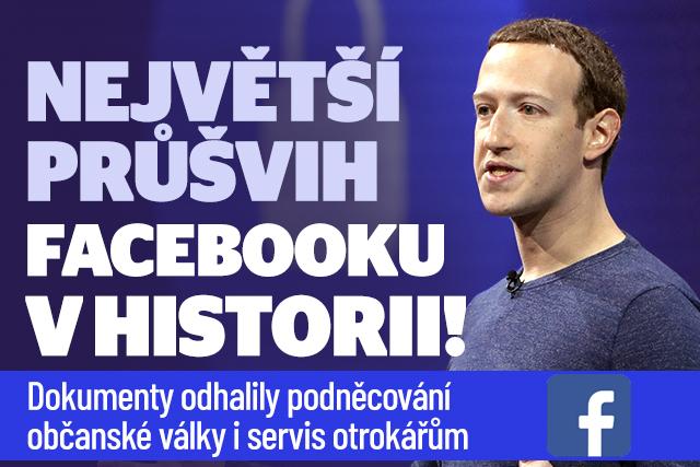 Největší průšvih Facebooku v historii! Podněcovali k občanské válce?