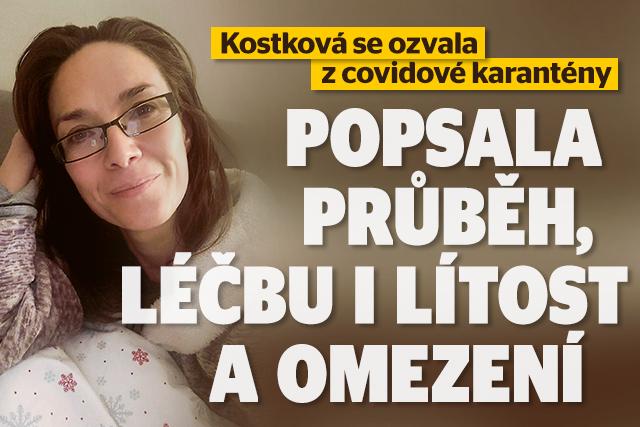Tereza Kostková bojuje s covidem: Pravda o očkování