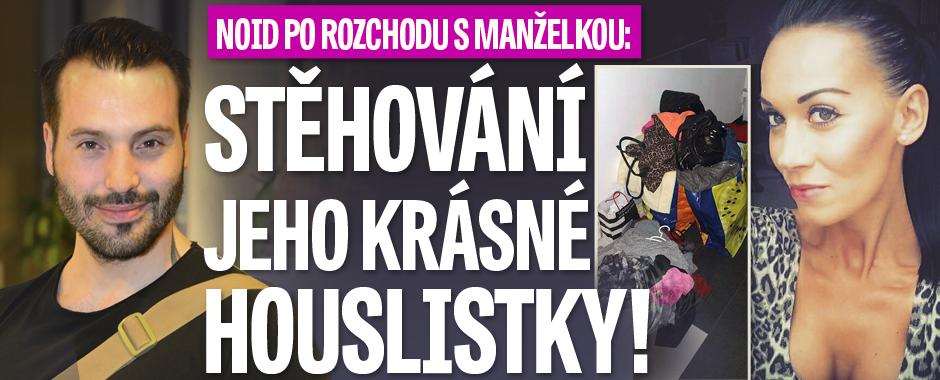 Václav Noid Bárta a jeho sexy houslistka: Už jí zařídil stěhování!
