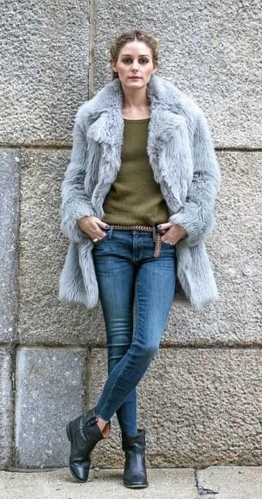 Milovnice módy Olivia Palermo: Nechte si od ní poradit!