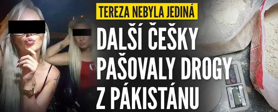 """Tereza nepašovala jediná: Pákistán prověřuje další české """"modelky"""""""