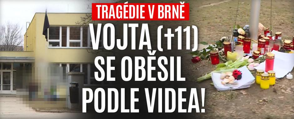 Vojta (†11) z Brna se oběsil na švihadle! Napodoboval video, varuje děti škola