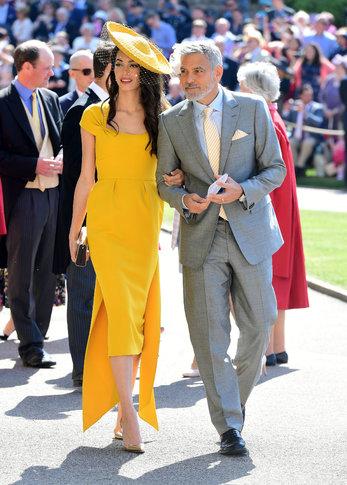 George a Amal Clooney: Body pro Amal