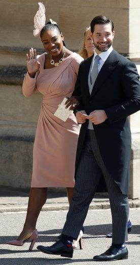 Serena Williams a Alexis Ohanin Přešlap v podání