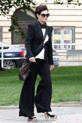 Simona Postlerová: Chyba v obutí