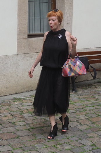 Bára Štěpánová: Smeč s přešlapem