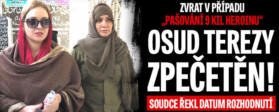 """Zvrat v případu """"pašeračky"""" Terezy (22): Soudce prozradil, kdy padne poslední verdikt!"""