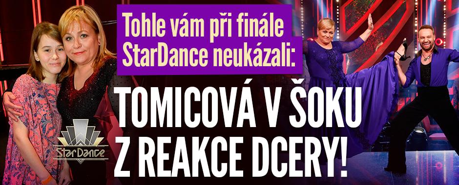 Pavla Tomicová po finále StarDance: Nečekaná reakce dcery, která ji rozplakala!