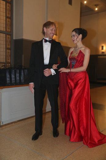 Karel Janeček a Lilia Khousnoutdinová: Luxus s pochybením
