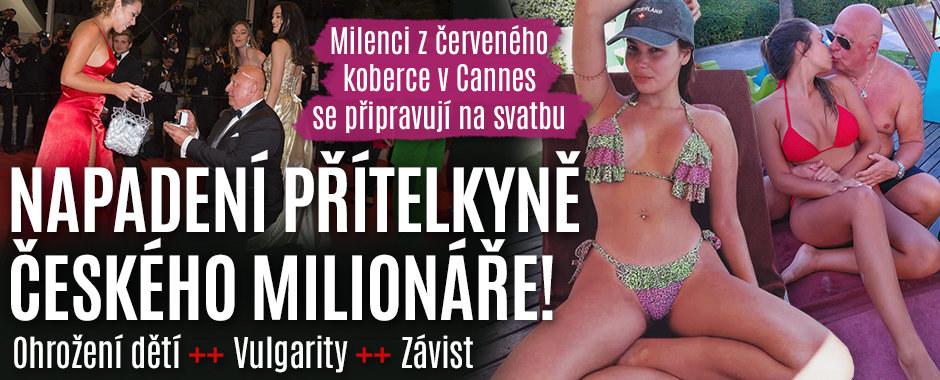 Portugalci se opřeli do přítelkyně českého milionáře: Takhle jdeš příkladem dětem?