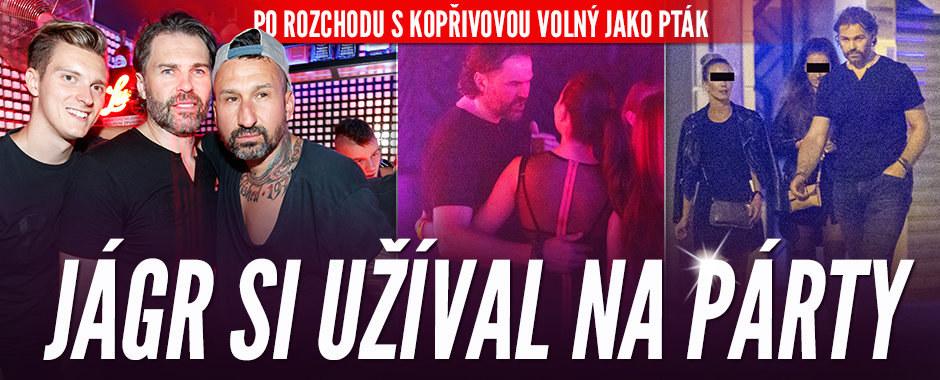 Jaromír Jágr pařil v centru: Nemohl se dostat domů a musel jet s cizí ženskou!
