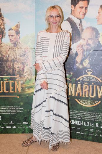 Jana Plodková: Glamour etno