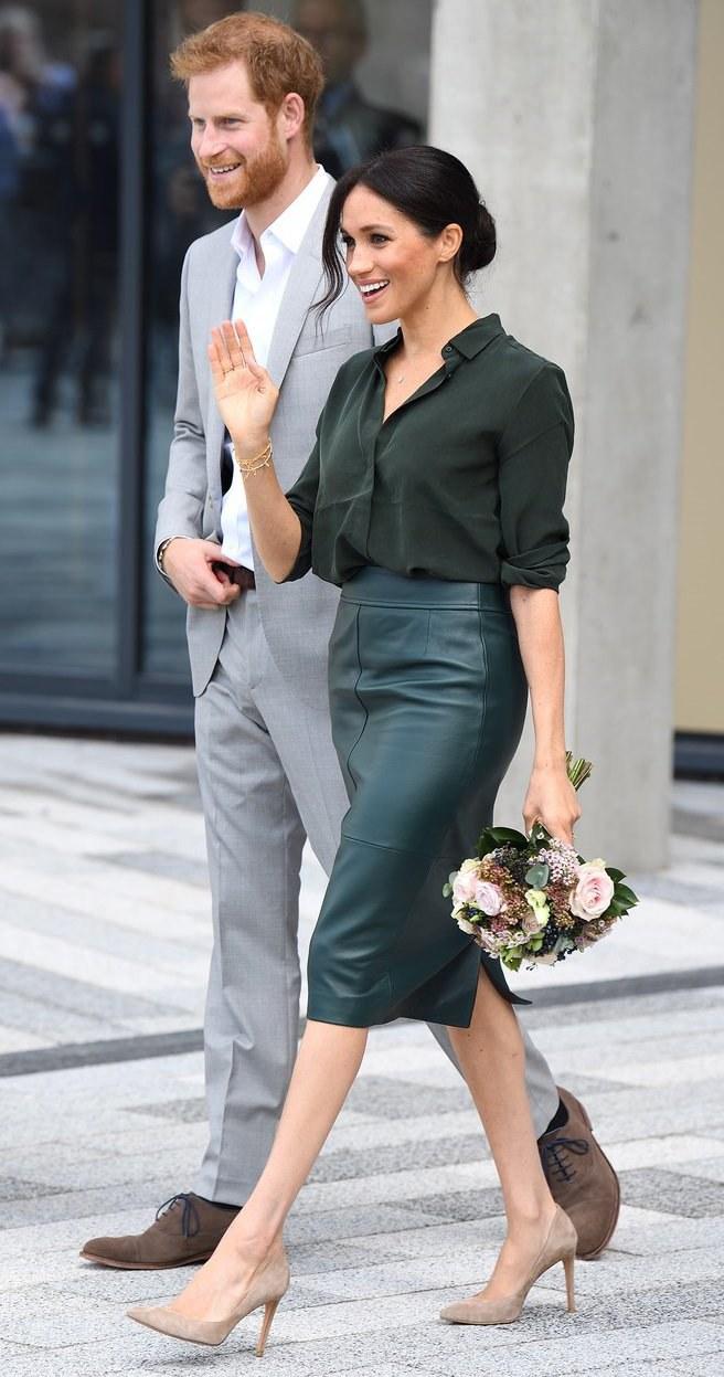 Kousky, které určují její styl: Na co nedá dopustit vévodkyně Meghan?